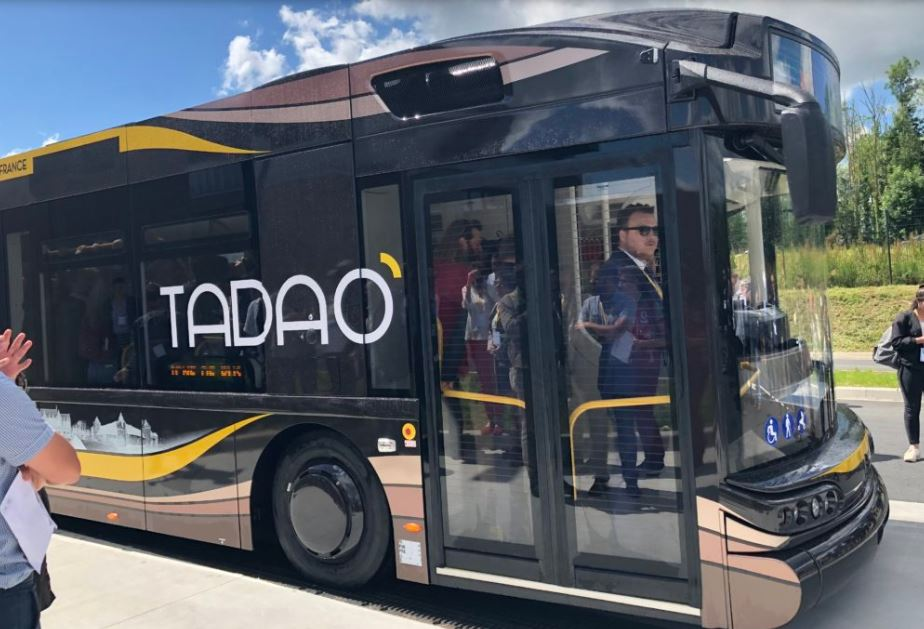 News | Fuel Cell Electric Buses